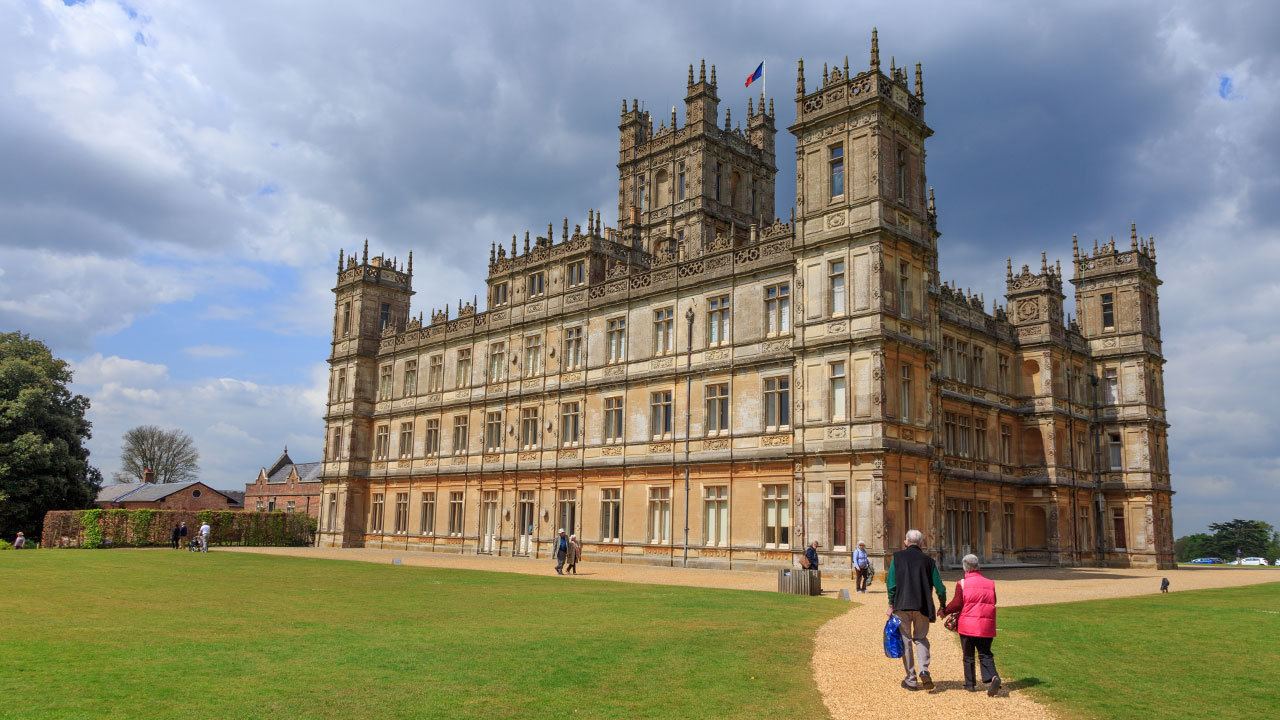 downton abbey -sarja