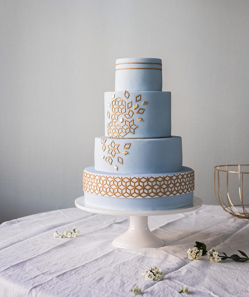 Designer Cake Decorating, Emma Ivane