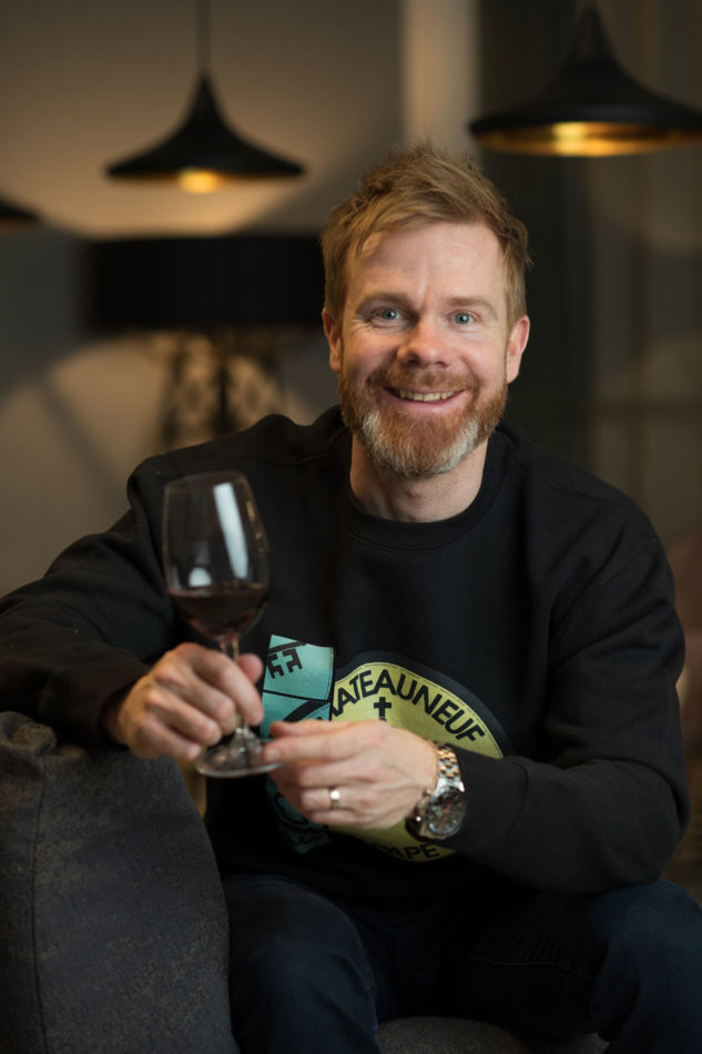 Tuomas Meriluoto on Master of Wine.