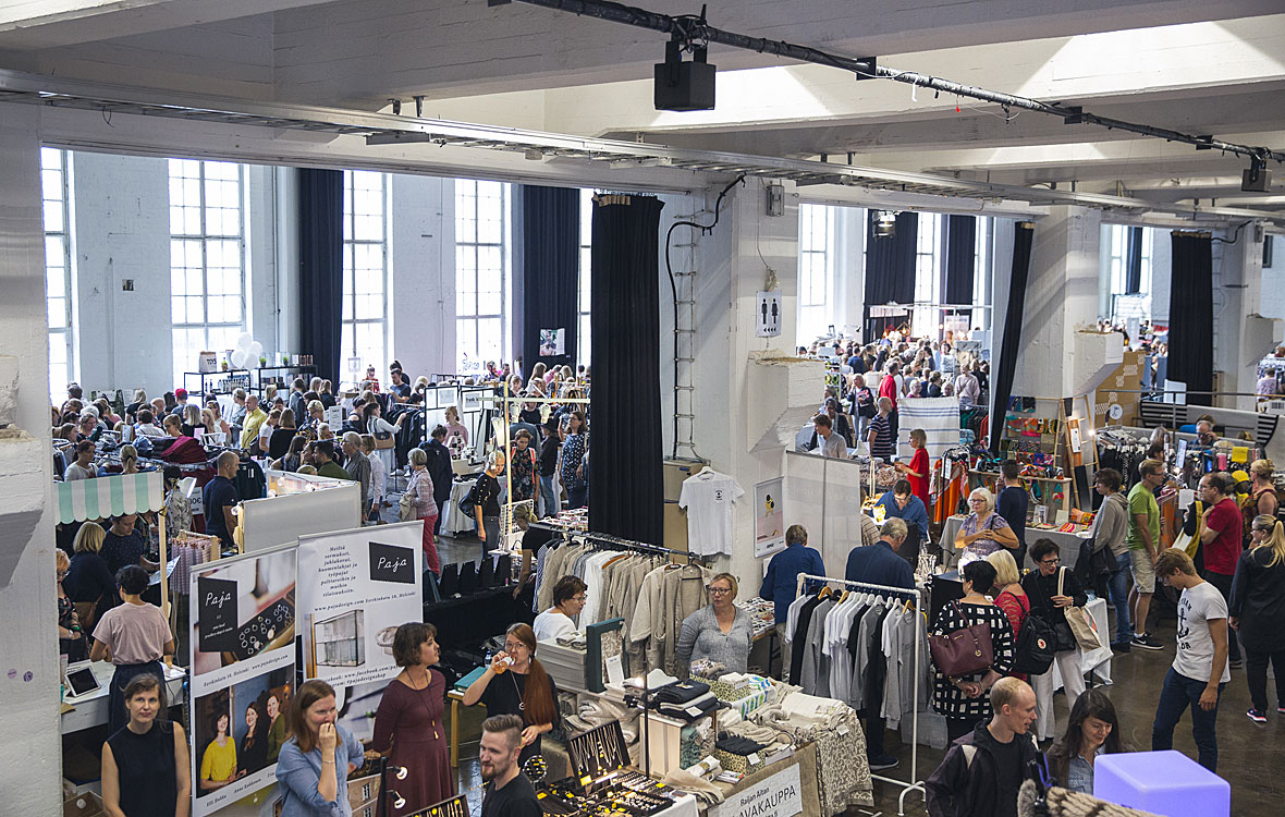 Design Market, Helsinki Design Week 2019