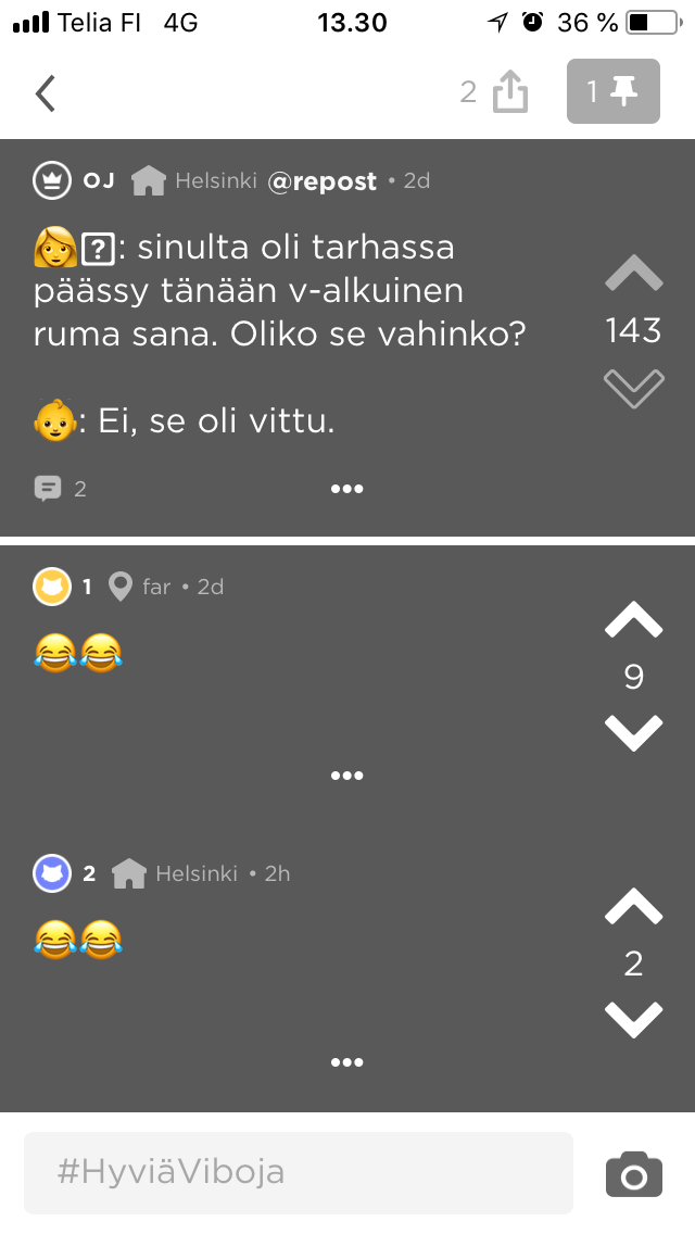 Mikä on Jodel?