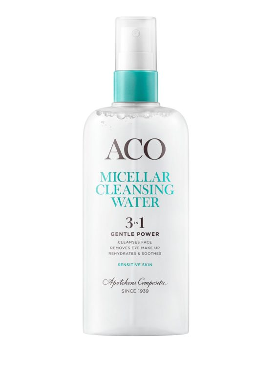 ACO Micellar Cleansing Water 3 in 1