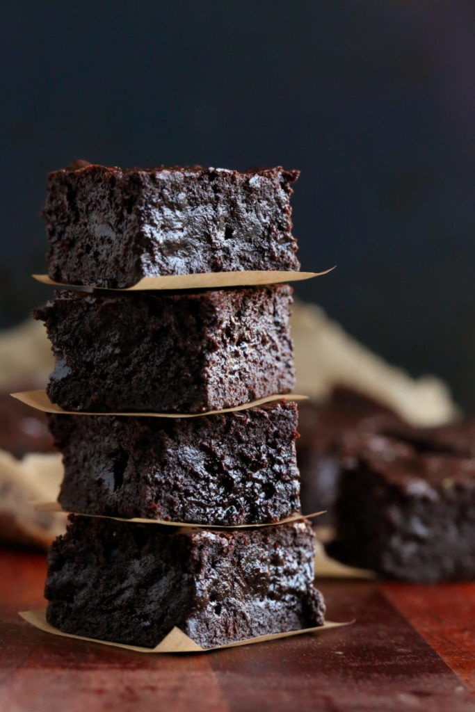 Supersuklainen brownies